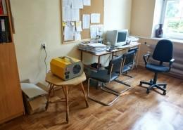 Ozonator w biurze 260x185 Ozonowanie mieszkań