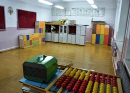 Ozonator w przedszkolu 260x185 Ozonowanie mieszkań