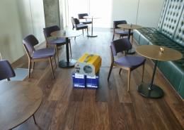 Ozonator w restauracji 260x185 Ozonowanie mieszkań
